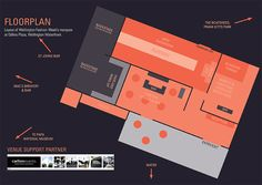 Here's a layout of the venue. Odlins Plaza