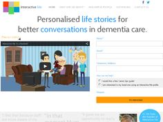 Interactive Me - Improving Dementia Care in Kent