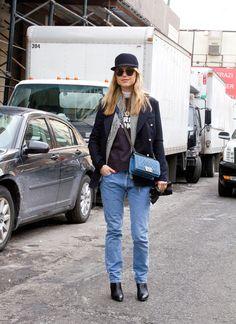 NYC Street Style #nyfw