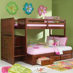 Weston Twin over Full Bunk Bed