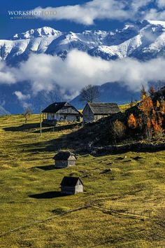Magura, Brasov, Romania (by Irinel Cirlanaru) Beautiful Places To Visit, Beautiful World, Places To Travel, Places To See, Nature Pictures, Nature Images, Brasov Romania, Visit Romania, Romania Travel
