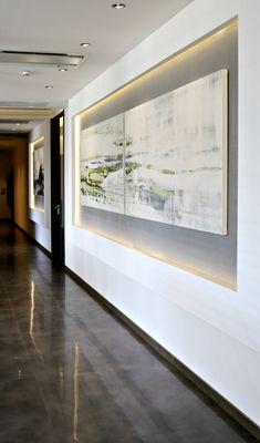47 best interior design ideas big wall art images abstract rh pinterest com
