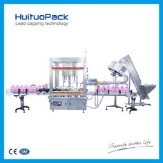 Laundery Detergent Inner Cap Capping Machine on Made-in-China.com
