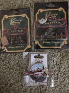 #disney Disney Beloved Tales And Marquee Lot. Nightmare. Planes. Hocus Pocus please retweet