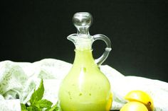 A fabulous Easy Vegan Green Goddess Dressing is a fabulous dressing is a wonderful addition to your culinary repertoire and this is one fabulous dressing. Green Goddess Dressing, Perfect Food, Popular Recipes, Vegan, Easy, Kitchen, Cucina, Cooking, Most Popular Recipes