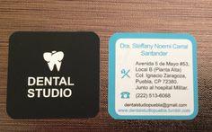 #tarjetasdepresentacion #dentista #tarjetas #dentalstudio #consultorio #design #diseño #dentist