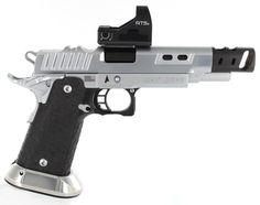 STI DVC S Hand Guns, Competition, Firearms, Pistols