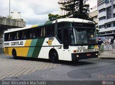 Ônibus da empresa Empresa Gontijo de Transportes, carro 8390, carroceria Busscar Jum Buss 340, chassi Scania K113CL. Foto na cidade de Belo Horizonte-MG por José Alexandre Machado, publicada em 22/05/2011 17:17:09.