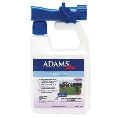 Adams Plus Yard Spray, 32 oz --- http://www.pinterest.com.mnn.co/43