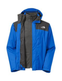 The NorthFace Men's Windwall 2.0 Triclimate