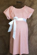Maternity Hospital Gown!  These pictures in with your new baby will be darling!