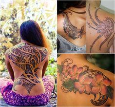 Maori Tattoos für Frauen – Bedeutung der Symbole und coole Ideen - Dekoration Haus Armband Tattoo, Hawaiianisches Tattoo, Tattoo Motive, Maori Tattoos, Tatoos, Tattoos For Women, Symbols, Beauty, Cool Ideas