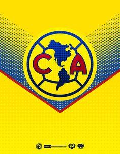 Logo Club América • #AMERICAnografico