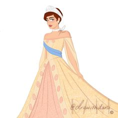 Anastasia Movie, Ball Gowns, Disney Characters, Fictional Characters, Aurora Sleeping Beauty, Disney Princess, Movies, Ballroom Gowns, Ball Gown Dresses