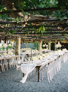 Beautiful Napa Wedding: http://www.stylemepretty.com/2015/04/09/napa-valley-beaulieu-garden-wedding/ | Photography: Tec Petaja - http://tecpetaja.com/