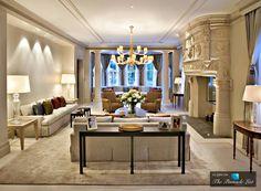$70 Million Palladio Residence - Compton Avenue, Highgate London, England, UK