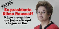 A ex-presidente Dilma Rousseff cavou a própria sepultura ao patrocinar a tentativa de golpe institucional idealizada por José Eduardo Cardozo, o atrapalhado e trapaceiro advogado-geral da União. Ca…