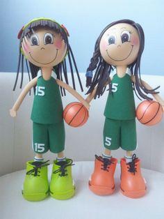 Fofuchas baloncesto