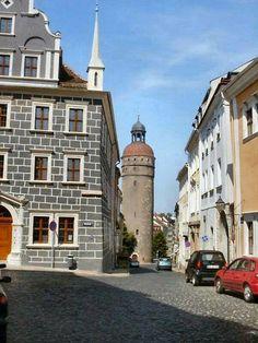 Altstadt, Stadtturm - Görlitz