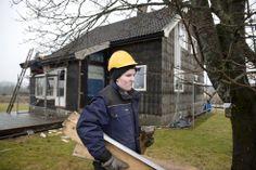 PÅ RETT VEI: Da Johnny Karlsen kom inn i opplegget til Sten Hauer og Conny Ludvigsson fant han også ut hva han egentlig vil. Til høsten søke...