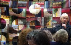Deb Rowden's Thrift Shop Quilts: Surprise! Shirts Quilt by Elsie