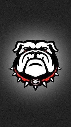 Puppy Dogs & Cats » Georgia Bulldog Wallpaper | iPhone5 ...