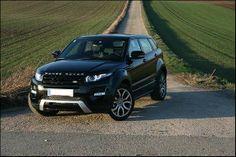 Range Rover Evoque Dynamic 2,2 SD4 Aut. SUV / Offroad