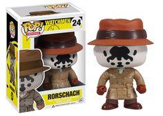 Pop! Movies: Watchmen - Rorschach