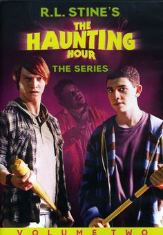 R.L. Stine's: The Haunting Hour The Series Vol 2