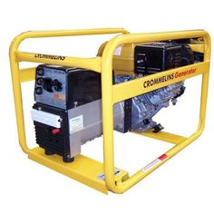 Powered by a 13.5hp EH41 Subaru engine, the welder generator delivers a maximum output of 5600 watts together with 60-180 amp welding capacity and 12 – 24V battery charger. The recoil start and brushless alternator system complete this low maintenance and hassle-free solution.