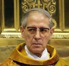 Jesuit General Adolfo Nicolas 2009 is the black pope. Educate yourselves especially if you are Catholic. This is a religion based on Nimrod and Samiramis, Baal worship.  www.chickpublications.com will give indepth info onthis and look up Dr. Albert Rivera ex-Jesuit priest who exposes the Catholic church and the papacy.