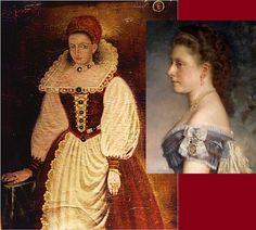 Elizabeth Bathory and Princess Beatrice - Matched made by Brian Stalin