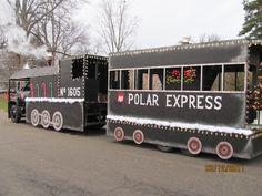 polar express float ideas | Community Spirit Drives Success on R&B Train