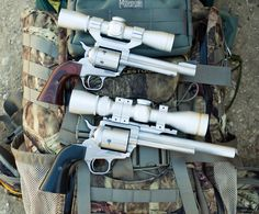 Freedom Arms Revolvers