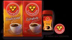 Dia do Café - Café 3 Corações