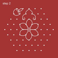 This page provides Dot Rangoli Designs with title Dot Rangoli 8 for Hindu festivals. Indian Rangoli Designs, Rangoli Designs Flower, Rangoli Patterns, Rangoli Ideas, Rangoli Designs With Dots, Rangoli Designs Images, Rangoli With Dots, Beautiful Rangoli Designs, Simple Rangoli