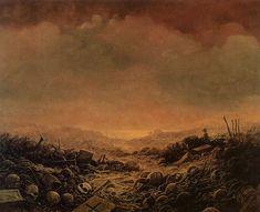 El Somme, Zdzisław Beksiński