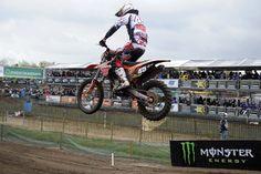 Jake Nicholls Jump - MX1 Valkenswaard 2012
