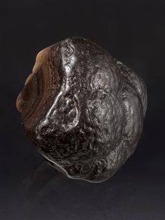 Cassiterite var: Wood Tin Ánimas Mine, Chocaya-Animas, Atocha-Quechisla District, Sud Chichas Province, Potosí Department, Bolivia