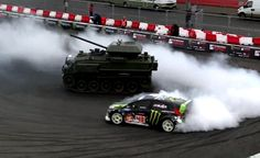 Gymkhana GRID Joins X Games