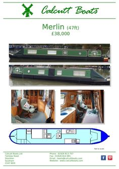 1997 47ft G&J Reeves Hull With A Milburn Boats Fit-out. Powered by a BMC 1.8 with a PRM 160 Gearbox. As you enter through the engine room you come to the bedroom which has a wardrobe for storage and a fixed double bed, then the bathroom which has a pump-out toilet washbasin and shower, the galley is next with gas hob and oven sink and 12volt fridge and finally the saloon which has a multi-fuel stove and room for free standing furniture. Boat Safety until June 2021. Multi Fuel Stove, Boat Safety, Boats For Sale, Double Beds, Pump, Toilet, Oven, Sink, Engineering