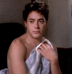 Chances Are .... a young Robert Downey Jr