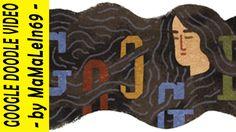 与謝野晶子 Akiko Yosano Google Doodle #MaMaLeIn69