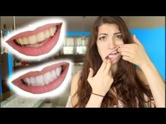 GUARANTEED! WHITEN YOUR YELLOW TEETH IN LESS THAN 2 MINUTES! – Healthy Ideas Box