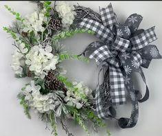 Hanukkah, Christmas Wreaths, Holiday Decor, Condo, Grey, Home Decor, Christmas Garlands, Ash, Homemade Home Decor