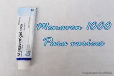 Blog de belleza y moda: Para las varices Menaven gel 1000. varicose veins
