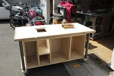Incra Router Table