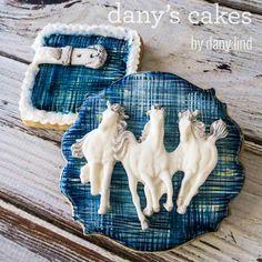 Dsny Lind:  Denim & Horses