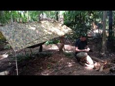 Camping in the Monsoon Jungle - YouTube