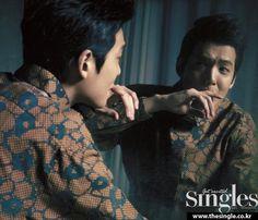 Jung Kyung Ho: Singles May, 2013